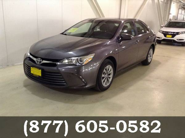 2015 Toyota Camry Predawn Gray Mica Priced to SELL!!!