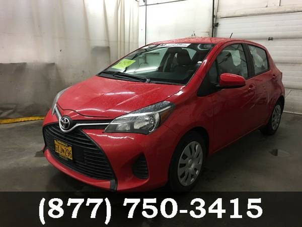 2015 Toyota Yaris *Priced to Go!*