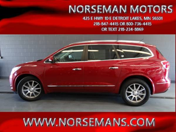 2014 BUICK ENCLAVE AWD (5519)