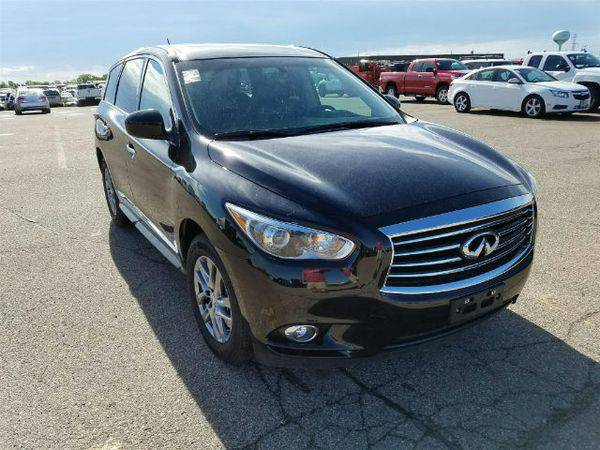 2015 *Infiniti* *QX60* - OVER 250 VEHICLES! Heartland Motor Co.
