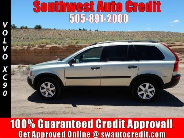 2006 Volvo XC90 2.5T 4dr SUV *IN HOUSE FINANCING*