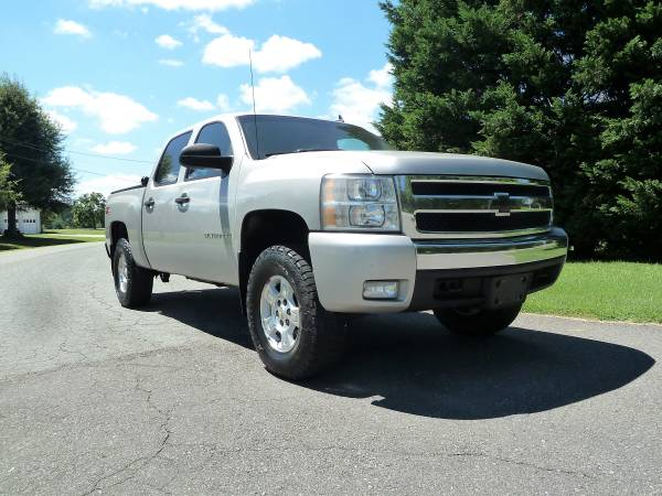 LIFTED 2008 CHEVROLET LT 4X4 4 DOOR Z71 #cleancarfax