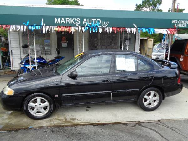 2003 Nissan Sentra SE 2.5, No Credit Check!! Only $995 Down!!
