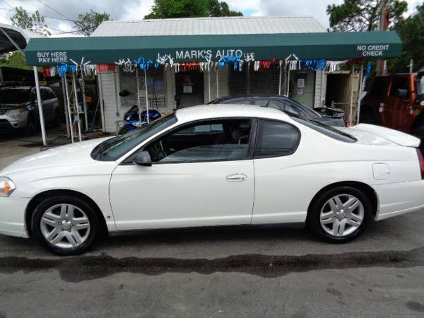 2006 Chevy Monte Carlo LT!! No Credit Check!! Only $1200 Down!!!