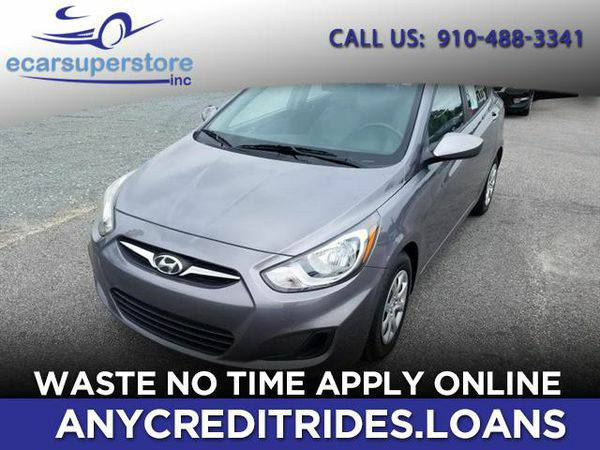 2014 *Hyundai* *Accent* GLS 4-Door You're Approved or Car is *Free