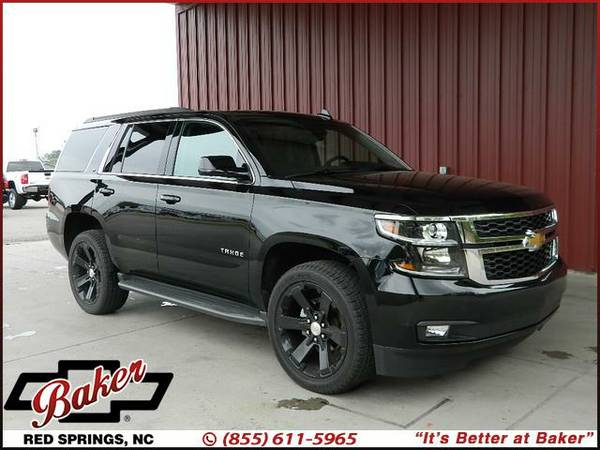 2015 Chevrolet Tahoe - *$0 DOWN PAYMENTS AVAIL*