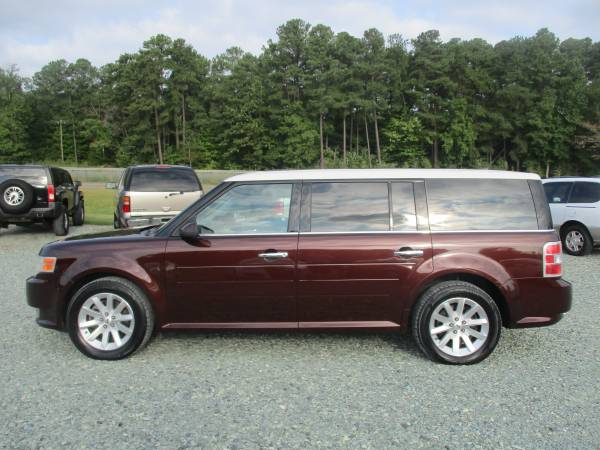 2009 Ford Flex SEL, 3.5L V6, Auto, Leather, Roof, 174K, NICE!!!