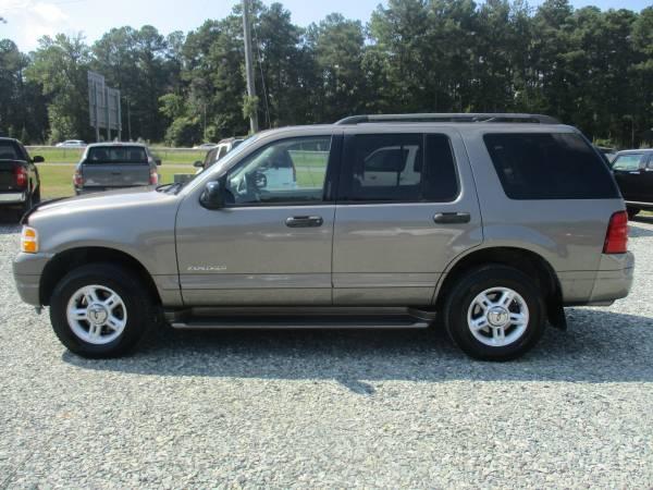 2004 Ford Explorer XLT 4X4, 4.0L V6, Cloth, 174K, 3rd Row, NICE!