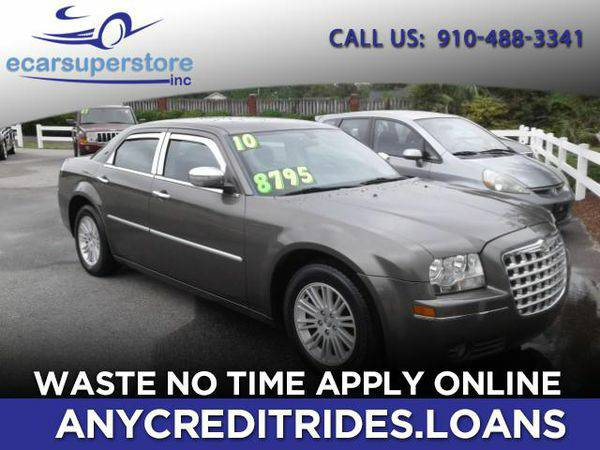 2010 *Chrysler* *300* Touring You're Approved or Car is *Free*