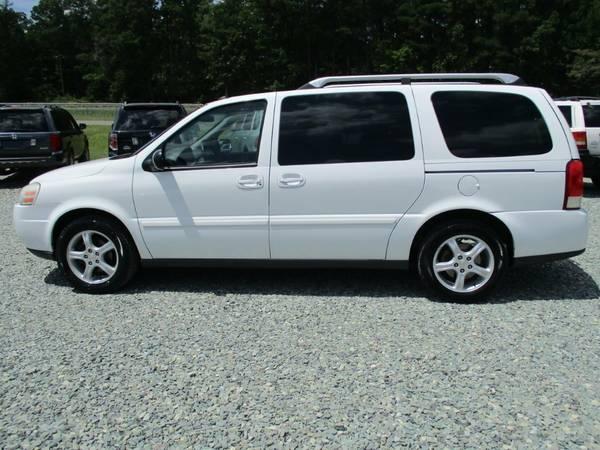 2005 Chevrolet Uplander TL, 3.5L V6,Power Doors,Leather,DVD,127K,NICE!