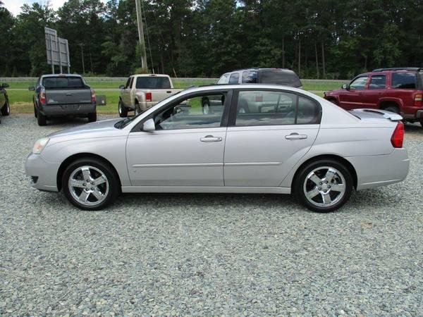 2007 Chevrolet Malibu LTZ, 3.5L V6, Sedan, Leather, Roof, 130K, NICE!
