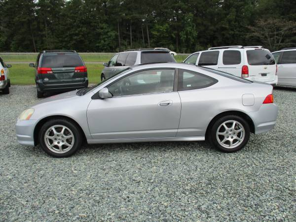 2004 Acura RSX Type-S, 2.0L 4Cyl, Manual, Leather, Roof, 171K, NICE!