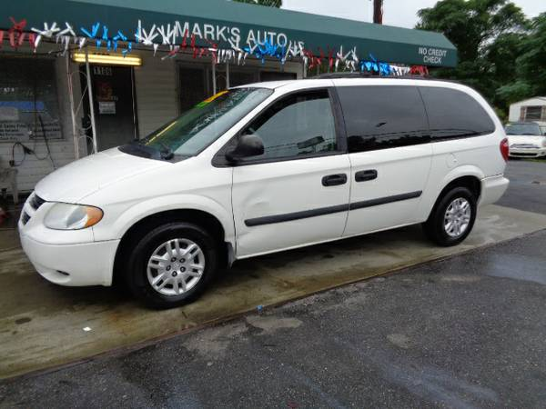 2005 Dodge Grand Caravan, One Owner!! Only $995 Down! No Credit Check!