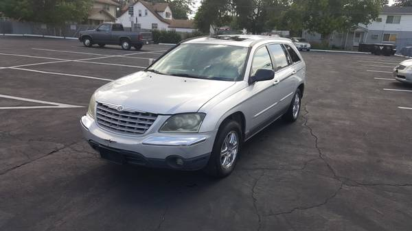 2004 CHRYSLER PACIFICA! CLEAN TITLE! THIRD ROW SEAT! WARRANTY INCLUDED
