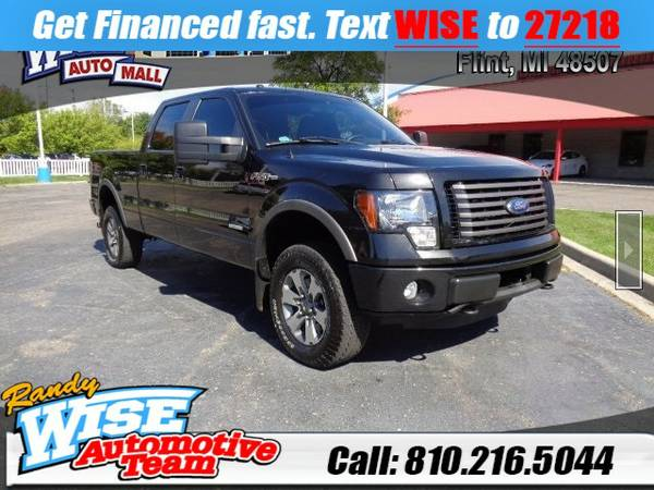 2011 Ford F-150 4D SuperCrew