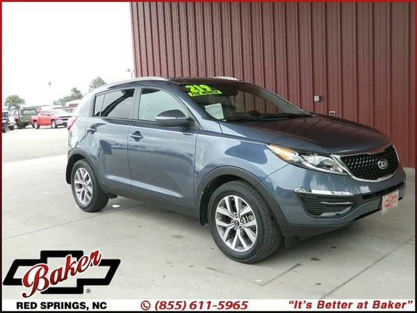 2014 Kia Sportage - *EASY FINANCING TERMS AVAIL*