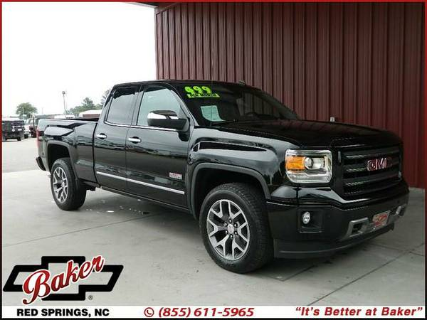 2014 GMC Sierra 1500 - *EASY FINANCING TERMS AVAIL*