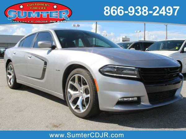 2015 *Dodge Charger* R/T - Billet Silver