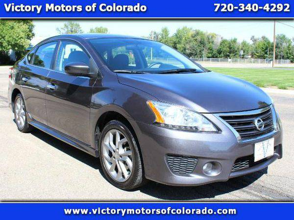 2013 *Nissan* *Sentra* SV - Over 500 Vehicles to Choose From!