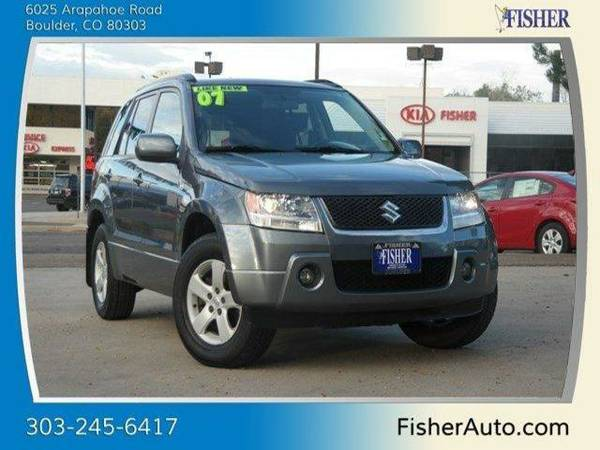 2007 Suzuki Grand Vitara 4WD 4dr AT Xsport Sport Utility 4WD 4dr AT