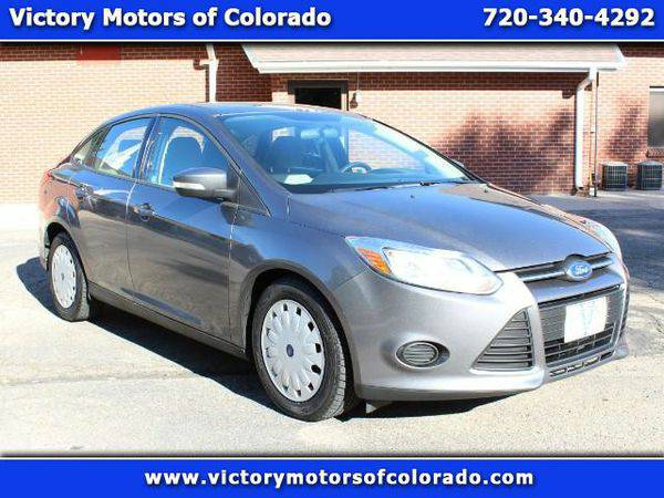 2013 *Ford* *Focus* SE Sedan - Over 500 Vehicles to Choose From!