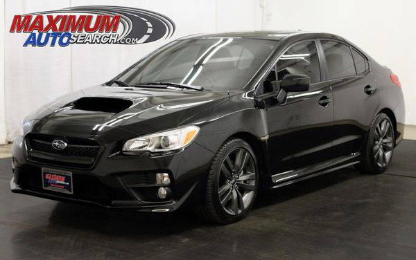 2016 *Subaru* *WRX* Premium
