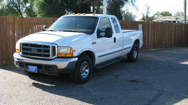 1999 *Ford* *F-250* *Super* *Duty* Lariat 4dr Extended Cab LB