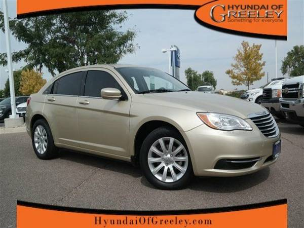 2011 Chrysler 200 4dr Sdn Touring 4dr Car