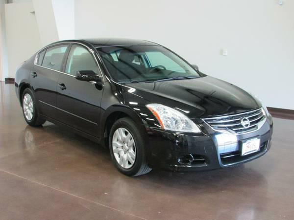 1 OWNER CARFAX CERTIFITED 2012 NISSAN ALTIMA 2.5L S NEW TIRES