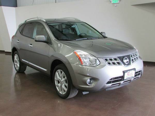 1 OWNER CARFAX CERTIFITED 2011 NISSAN ROUGE S AWD NAV & BACK CAM