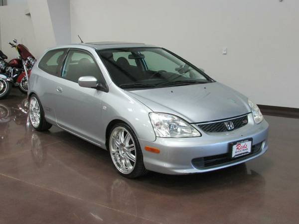 2003 HONDA CIVIC SI HATCH SUPERCHARGED ONLY 11,000 MILES 1 OF A KIND!