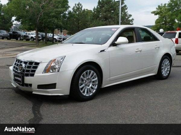 2013 Cadillac CTS Luxury SKU:D0136926 Cadillac CTS Luxury Sedan