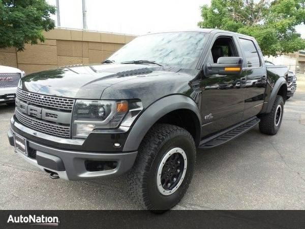 2013 Ford F-150 SVT Raptor SKU:DFB98059 Ford F-150 SVT Raptor SuperCre