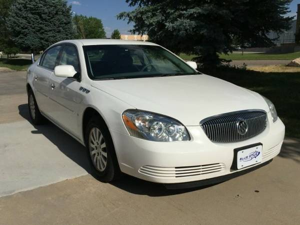 2006 BUICK LUCERNE CX 3.8L V6 Roomy Smooth Comfortable FWD 114mo_0down