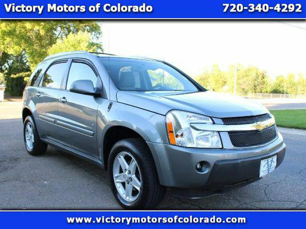 2006 *Chevrolet* *Equinox* LT - Over 500 Vehicles to Choose From!