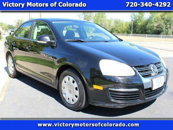 2007 *Volkswagen* *Jetta* 2.5L - Over 500 Vehicles to Choose From!