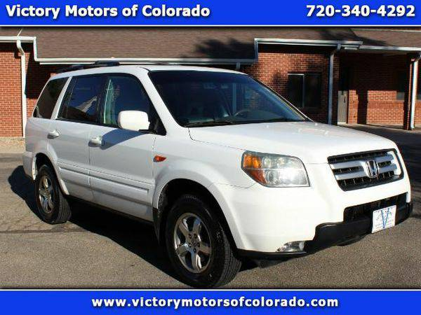 2006 *Honda* *Pilot* EX w/ Leather - Over 500 Vehicles to Choose From!