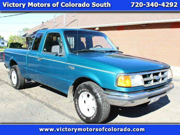 1994 *Ford* *Ranger* XL SuperCab 2WD - Over 500 Vehicles to Choose Fro
