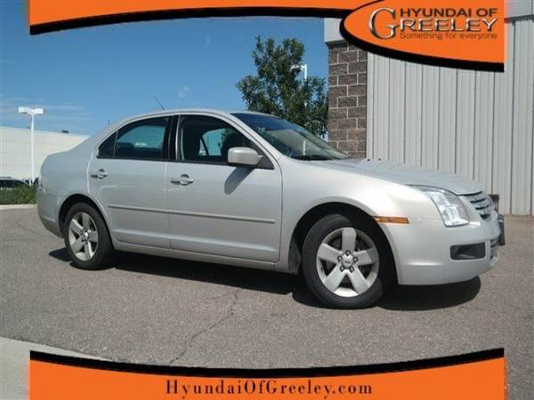 2009 Ford Fusion 4dr Sdn I4 SE FWD 4dr Car
