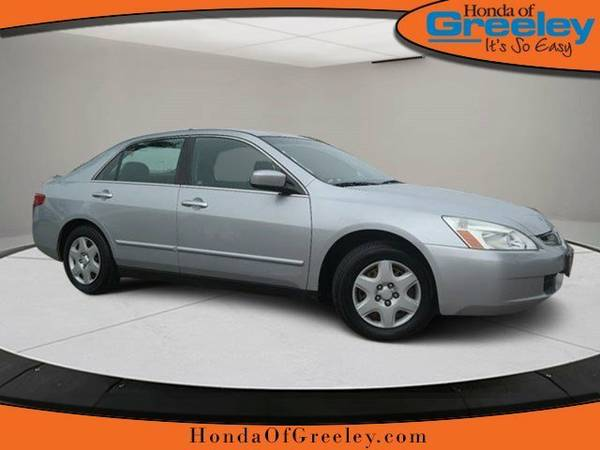 2005 Honda Accord Sdn LX AT 4dr Car