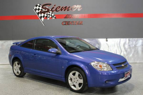 2008 Chevrolet Cobalt Sport Coupe - CALL US