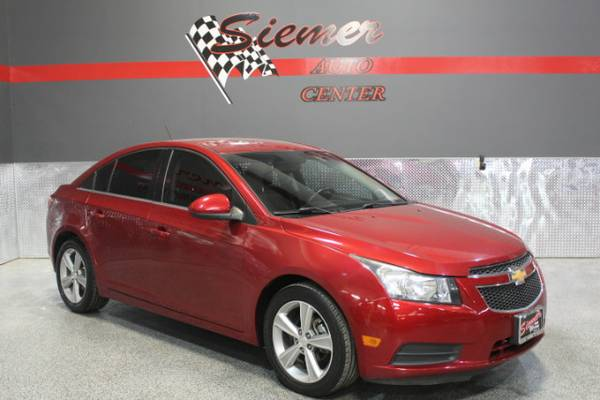 2014 Chevrolet Cruze 2LT Auto - JUST REDUCED