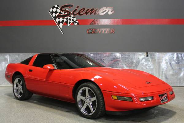 1996 Chevrolet Corvette Coupe - TEXT US