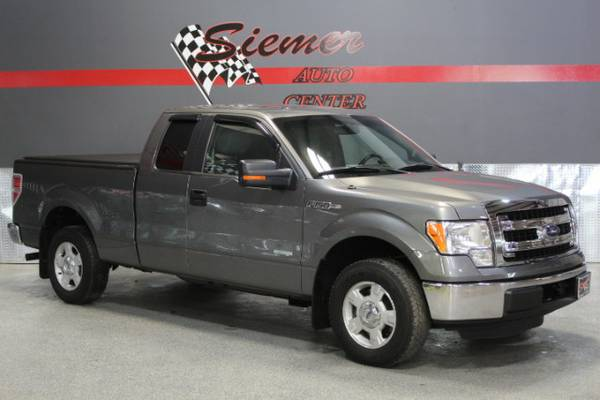 2013 Ford F-150 XLT SuperCab 6.5-ft. Bed 2WD - TEXT US