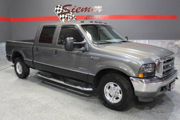 2002 Ford F250 LARIAT*PRICE REDUCTION SALE, CALL TODAY