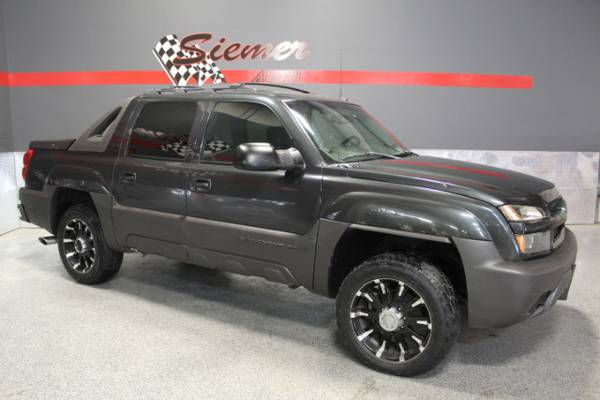 2003 Chevrolet Avalanche*ALLOY WHEELS, LEATHER/HEATED SEATS, MOON ROOF