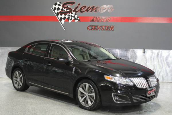 2009 Lincoln MKS*ONLY 59K MILES, YOU CAN STOP LOOKING,