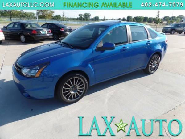 2011 Ford Focus SES * 112K Miles * Sunroof!