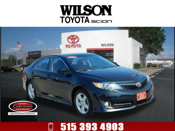 2013 Toyota Camry LE Dk. Gray