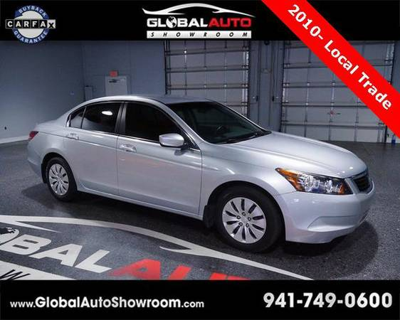 2010 *Honda* *Accord* LX *Over 100 in Stock-Indoor Showroom-SR 64